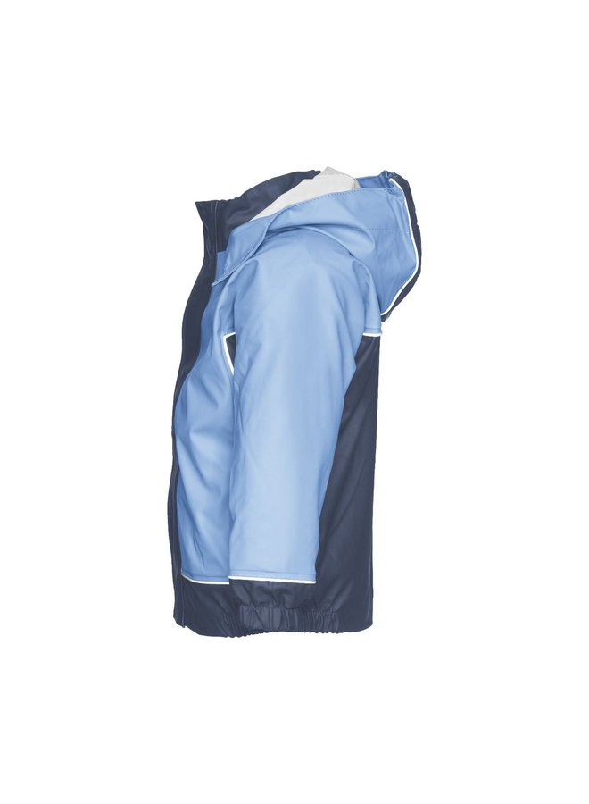 3-in-1 Children's raincoat with removable lining size 80-140