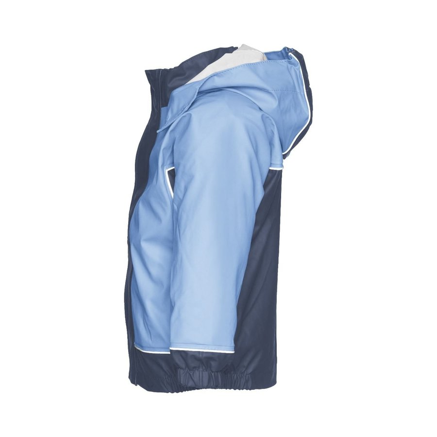 3-in-1 Children's raincoat with removable lining size 80-140-4