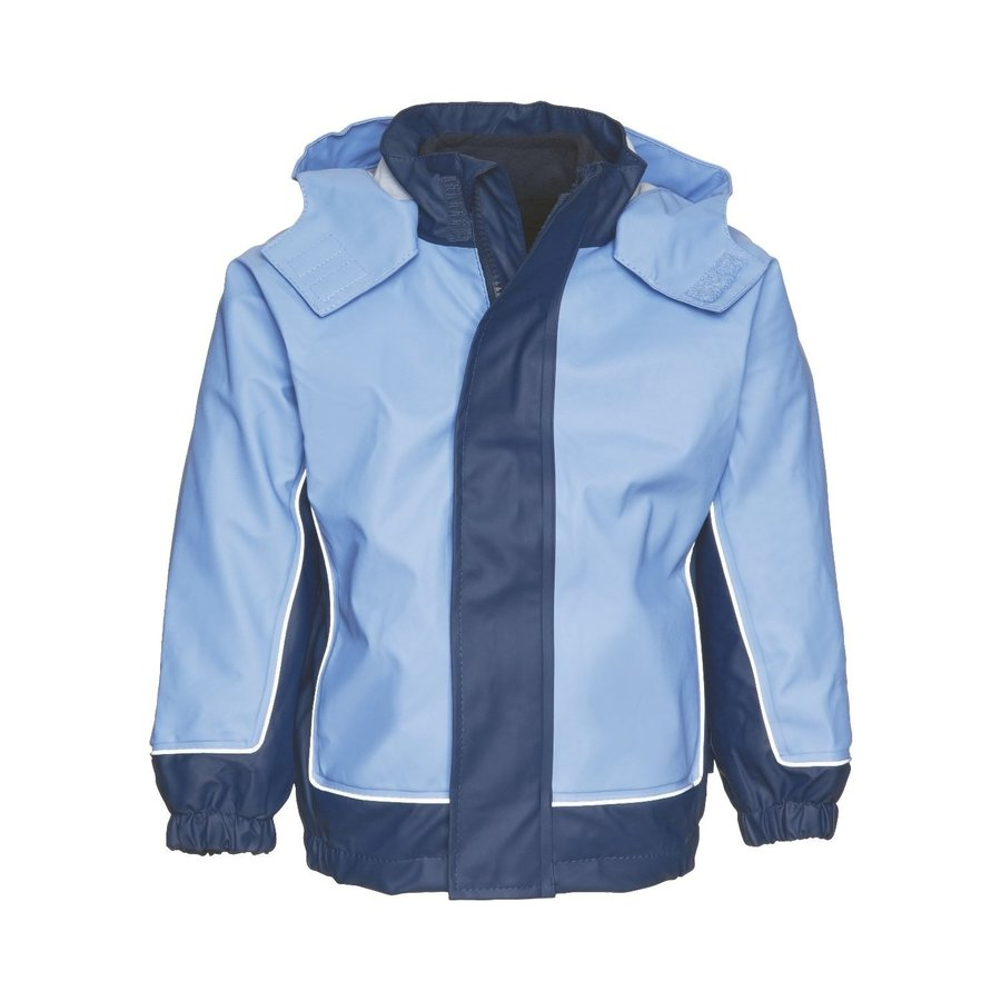 3-in-1 Children's raincoat with removable lining size 80-140-1