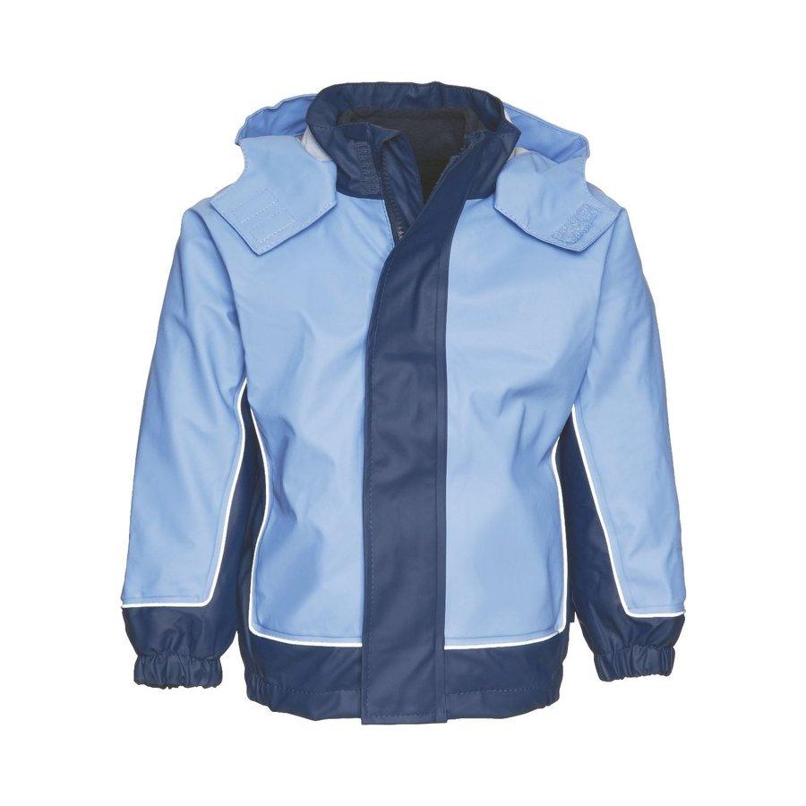 3-in-1 Kinderregenjas, winterjas met uitneembare voering| maat 80-140-1
