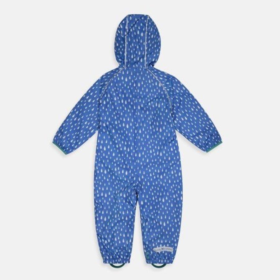 Sustainable rain suit ECOSPLASH, Raindrop | 0-6 years-5