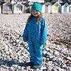 MP buitenkleding Sustainable rain suit ECOSPLASH, Raindrop | 0-6 years