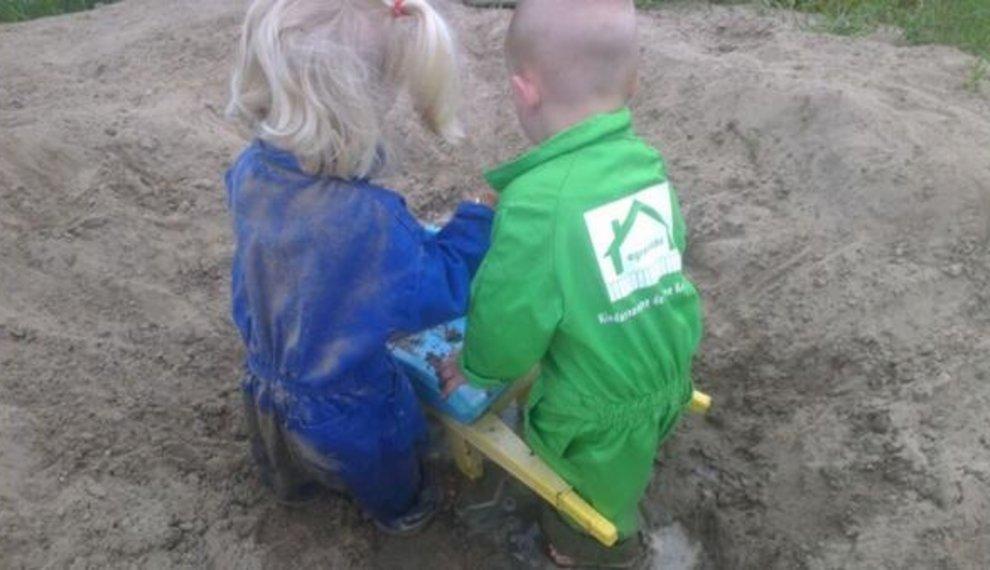 Kinderopvang de Kleine Kornuiten over Chick-a-dees.nl