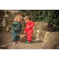 thumb-Waterproof overall, regenoverall - rood KDV & BSO-5