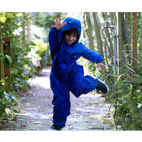thumb-Waterproof overall, rain overall - blue KDV and BSO-7