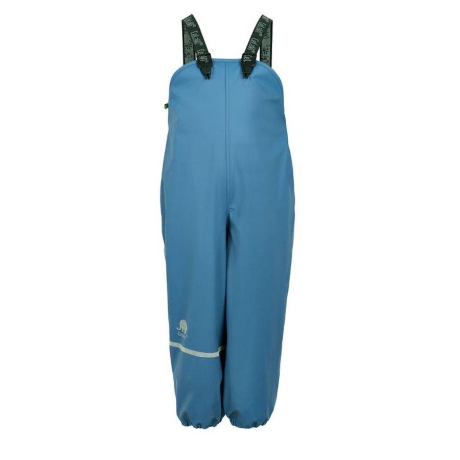 Fleece lined children's rain pants | Navy | 80-140 - Copy-1