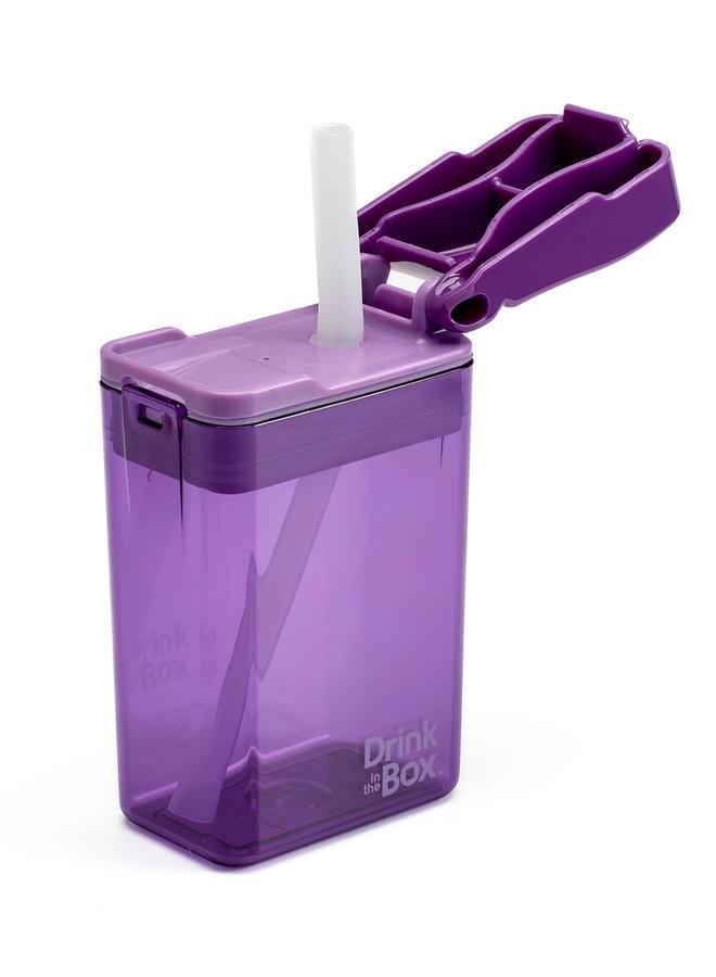 Drink in the Box  nieuw 2019  235ml paars