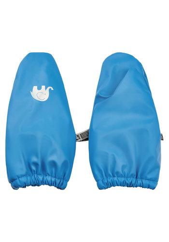 CeLaVi Met fleece gevoerde PU-wanten 0-4 jaar | Hemelsblauw