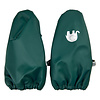 CeLaVi Warm mittens fleece lined and waterproof | 0-4 years | dark green
