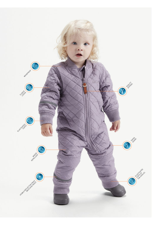 Thermo overalls en sets