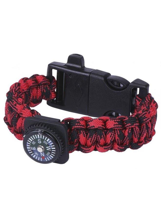 Survival armband voor kinderen