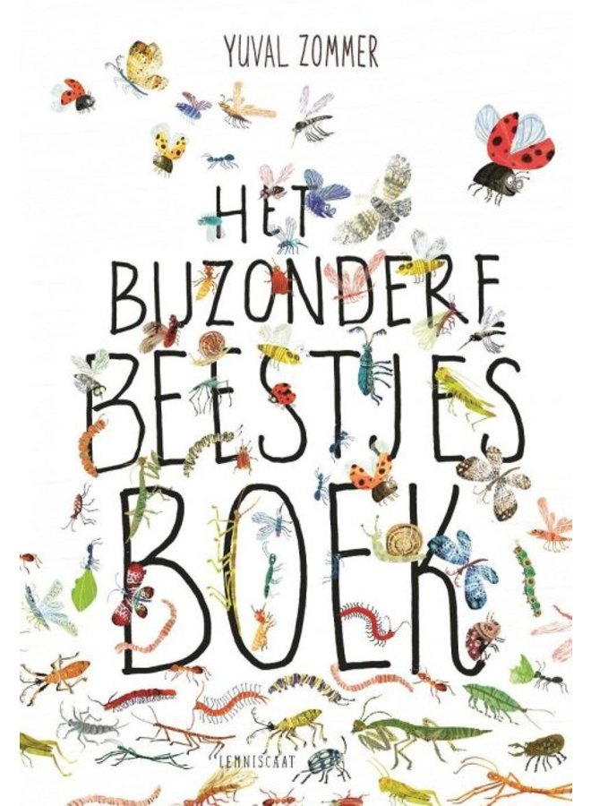 The Special Beasts book | Yuval Zommer
