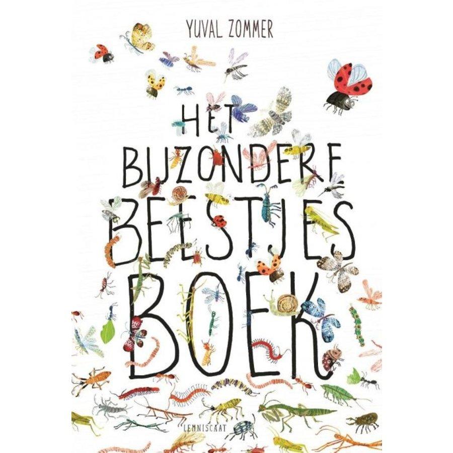 Het Bijzondere Beestjes Boek - ga op avontuur-1