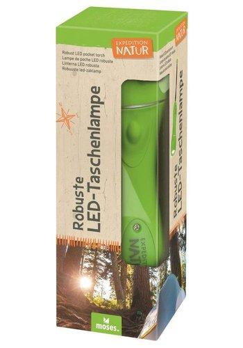 Expeditie Natuur Robust flashlight LED