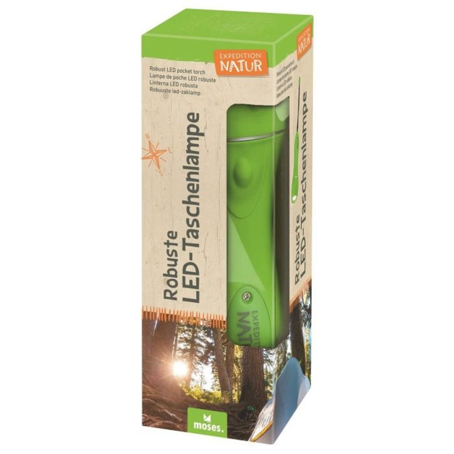 Robuuste kinder zaklamp |LED-1