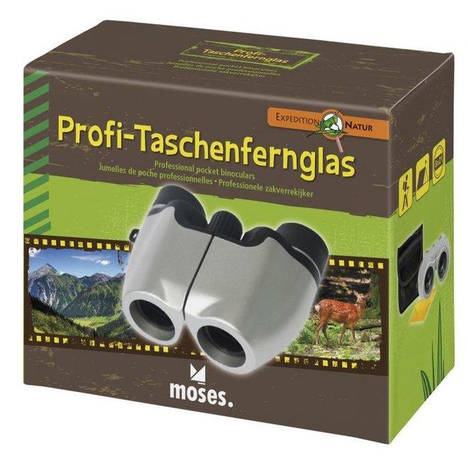 Professional child's binoculars Pocket model