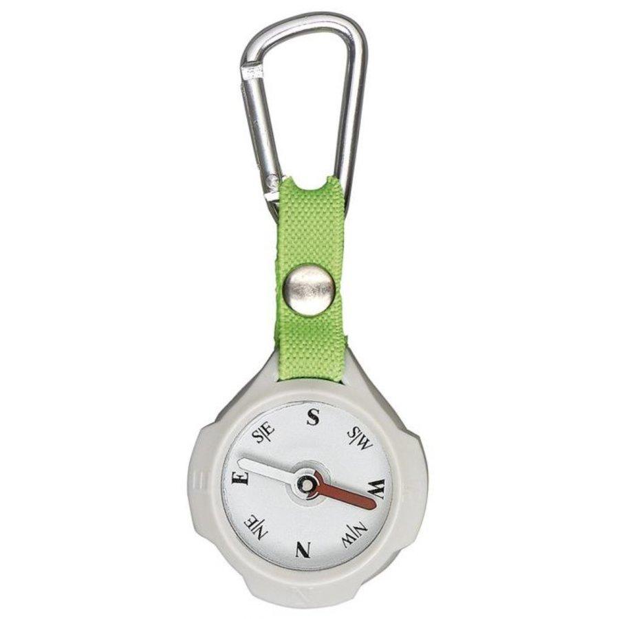 Sleutelhanger met kompas en karabijnhaak-4