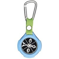 thumb-Keychain with compass and carabiner-5