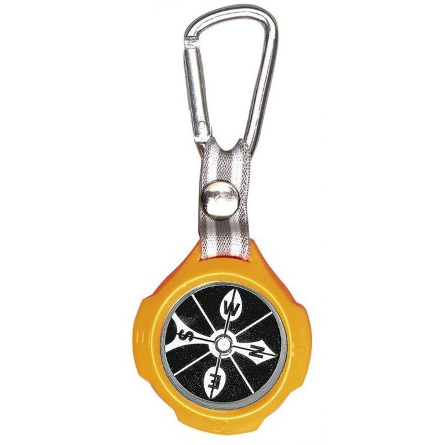 Sleutelhanger met kompas en karabijnhaak-6