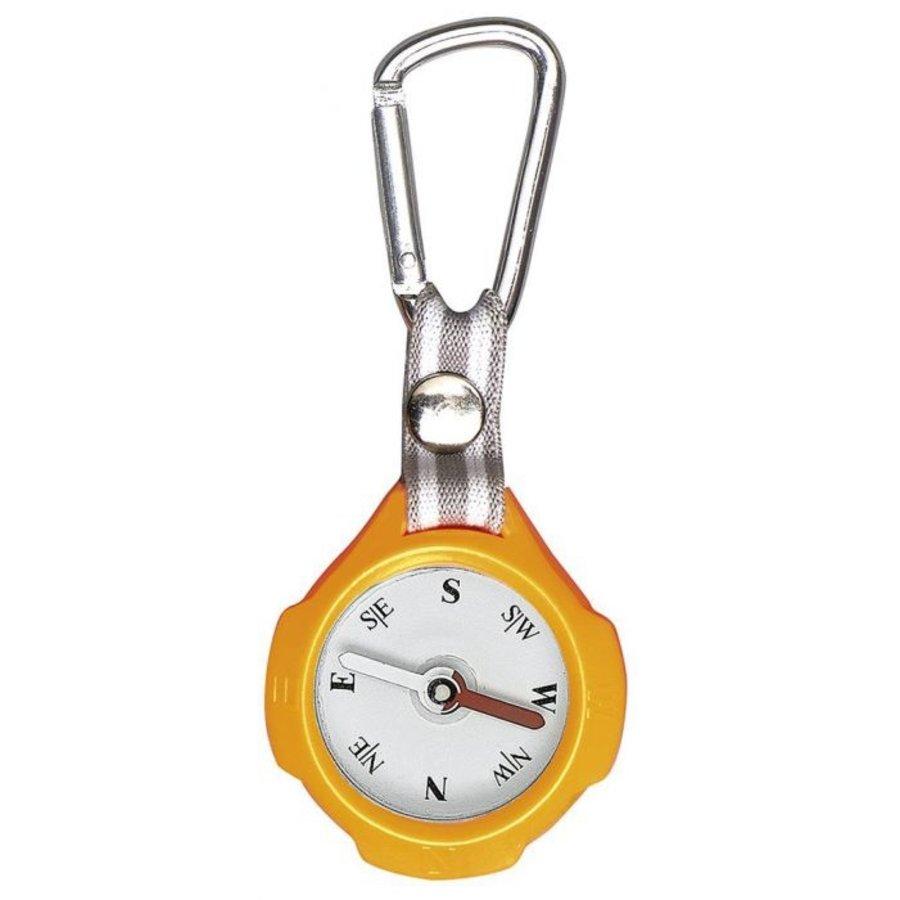 Sleutelhanger met kompas en karabijnhaak-10