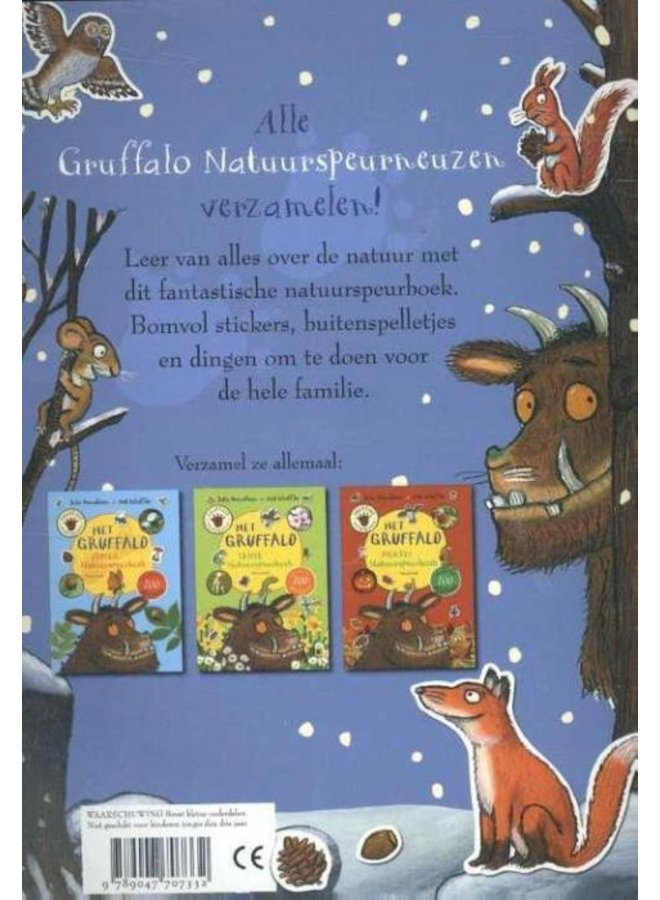 Gruffalo - Natuurspeurboek Winter edition