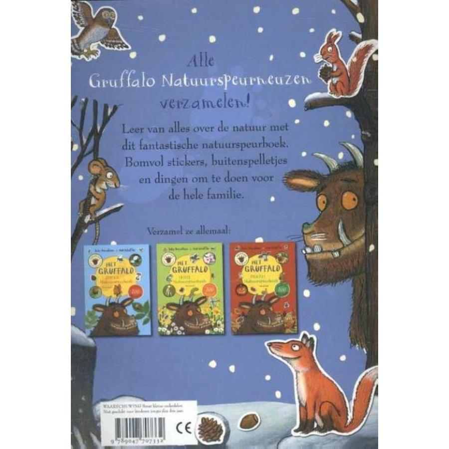 Gruffalo - Natuurspeurboek Winter editie-2