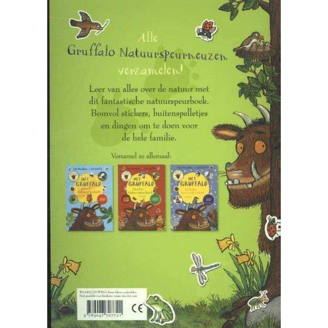 Gruffalo - Natuurspeurboek Lente editie