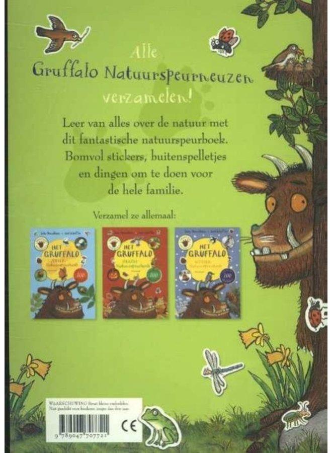 Gruffalo - Natuurspeurboek Spring edition (in Dutch)