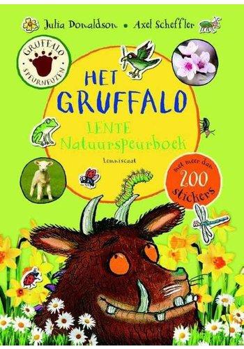 Lemniscaat Graffalo Lente Natuurspeurboek
