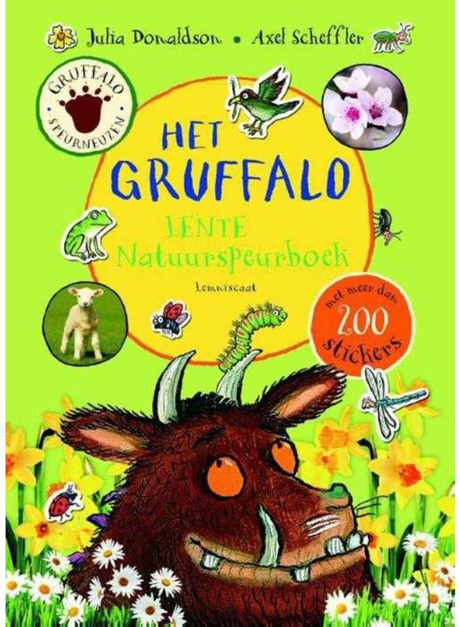 Graffalo Lente Natuurspeurboek