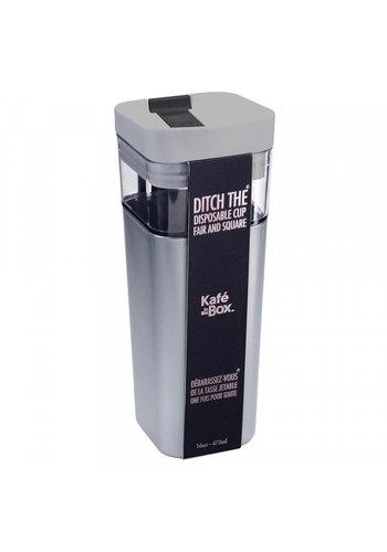 Precidio Kafé In The Box | | 473 ml | Silver gray