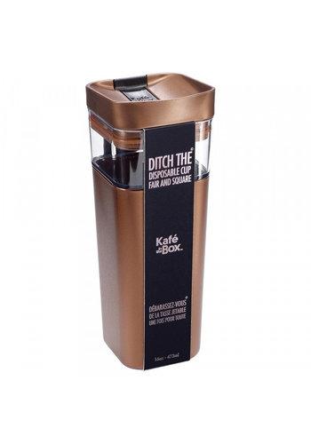 Precidio Kafé In The Box | Brown Bronze 473 ml