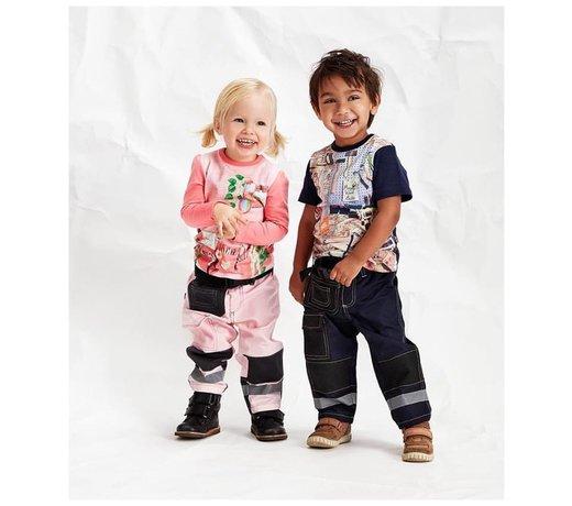 Sale on children's fashion
