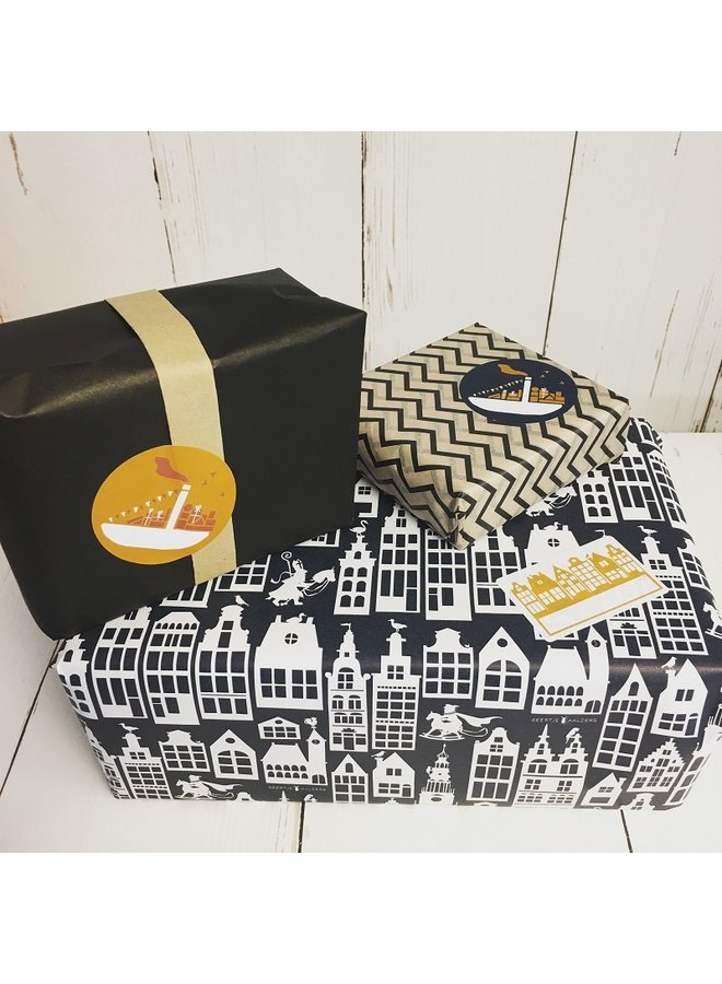 Sinterklaas packing service