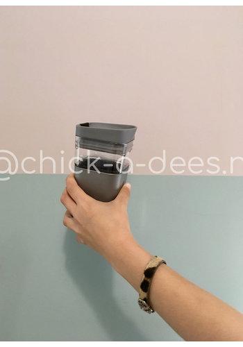 Precidio Kafé In The Box| | 355ml | Zilvergrijs