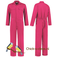 thumb-Children's overall | Farm Life bull and text-3