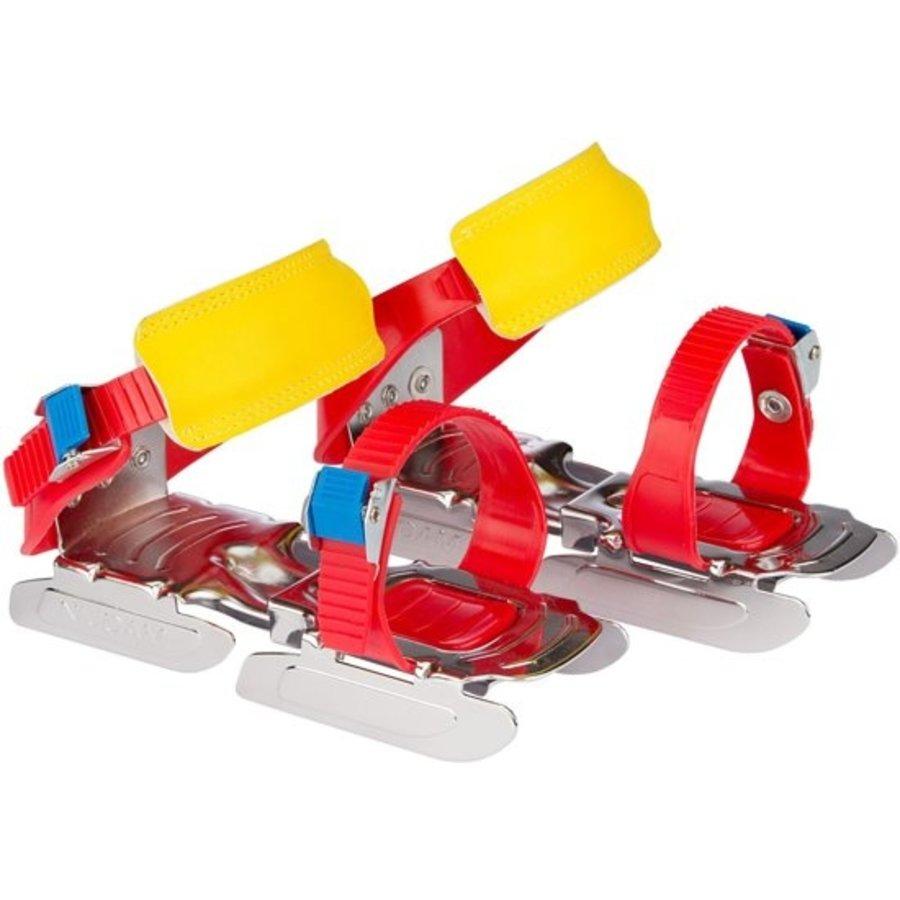 Kinder glij-ijzers verstelbaar maat 24 - 34-1