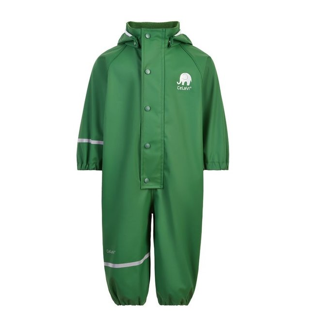 One-piece children's rain suit | Elm Green | 70-110