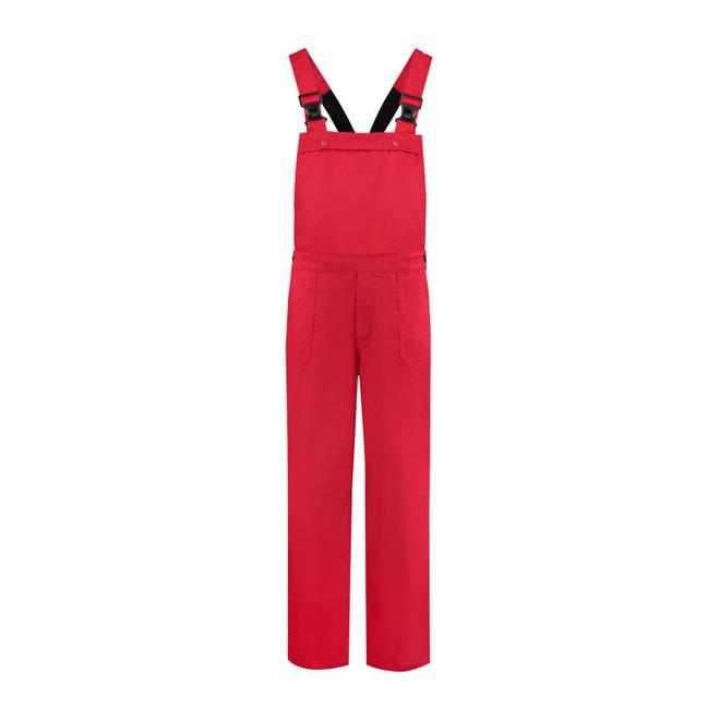 Rode tuinbroek | heren en dames