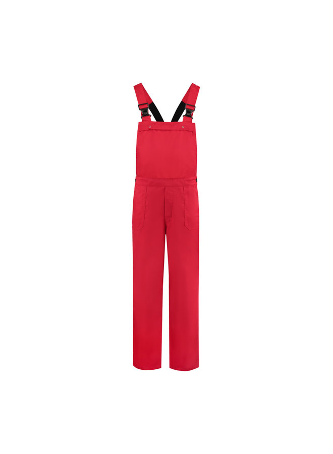 Red dungarees 280gr / m2