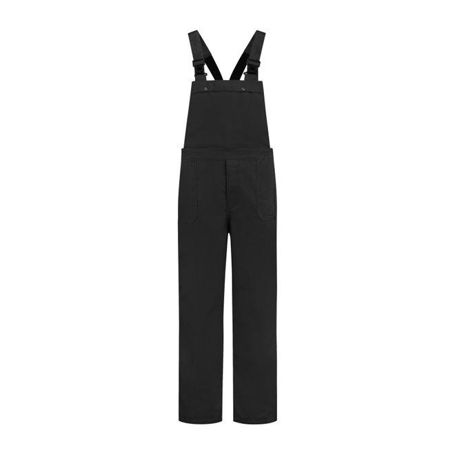 Zwarte tuinbroek   unisex model   dames en heren