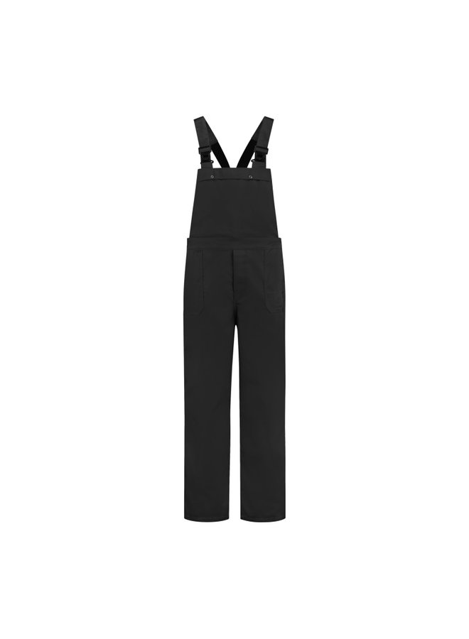 Dungarees   black   adults