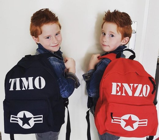 Children's backpacks for upper and secondary school