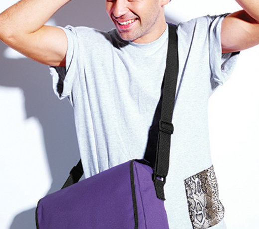 overige schooltassen: messengerbags etc
