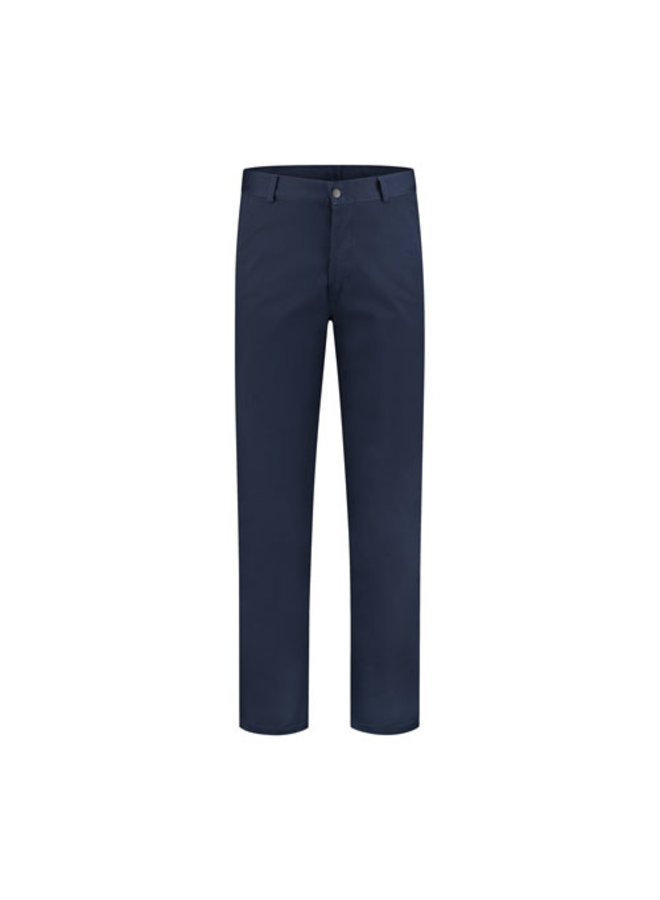 Blue work pants, worker 260gr / m2 poyester cotton in navy