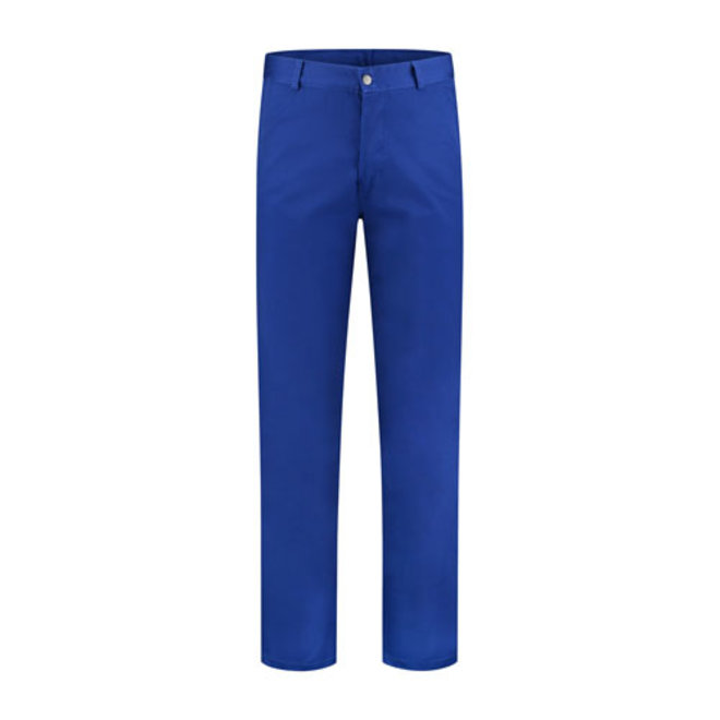 Worker, work pants 260gr / m2 polyester/cotton in blue