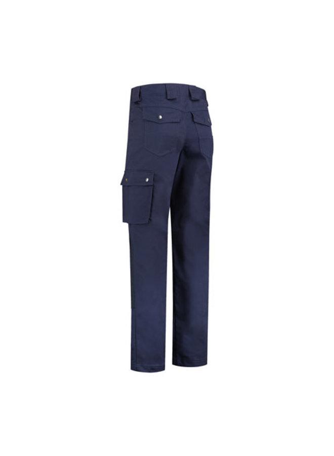 Worker, werkbroek katoen-polyester - donkerblauw