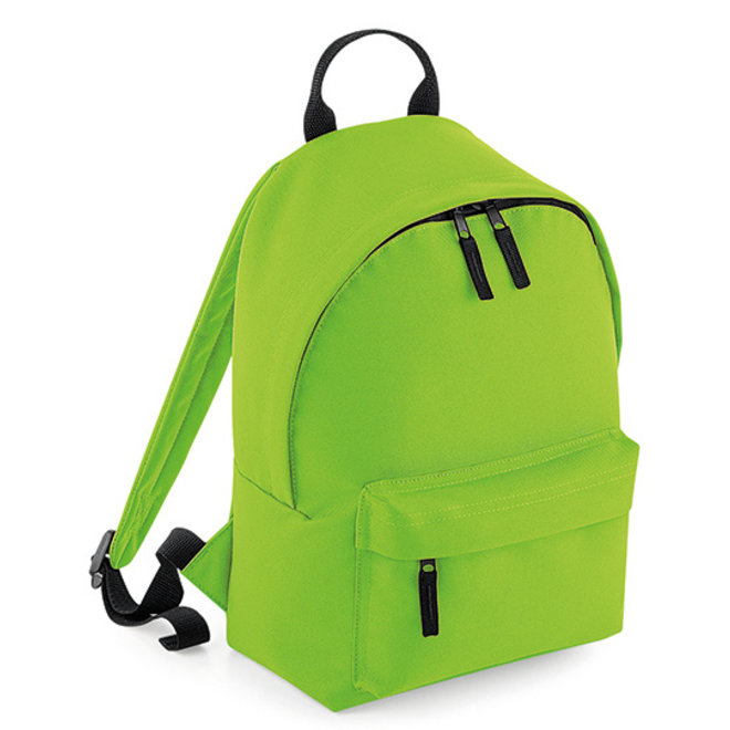Toddler backpack with name and rising horses