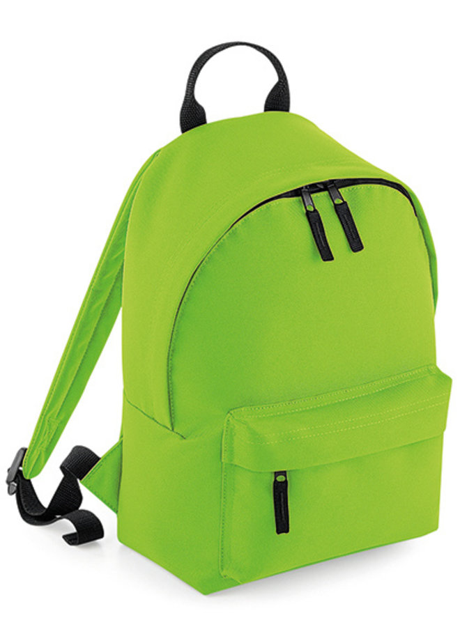 Backpack with name print and tractor, farm theme