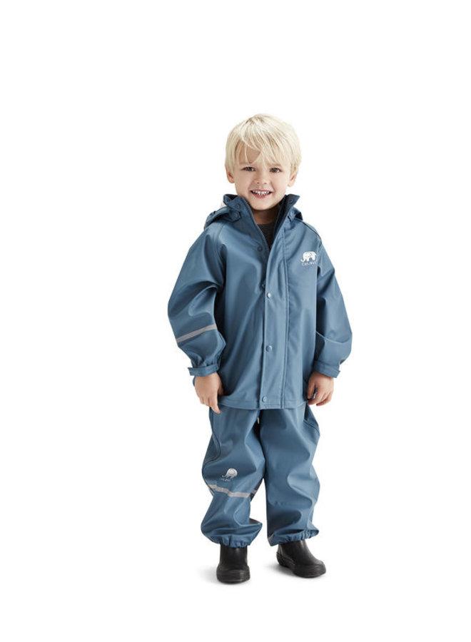Two-piece children's rainsuit